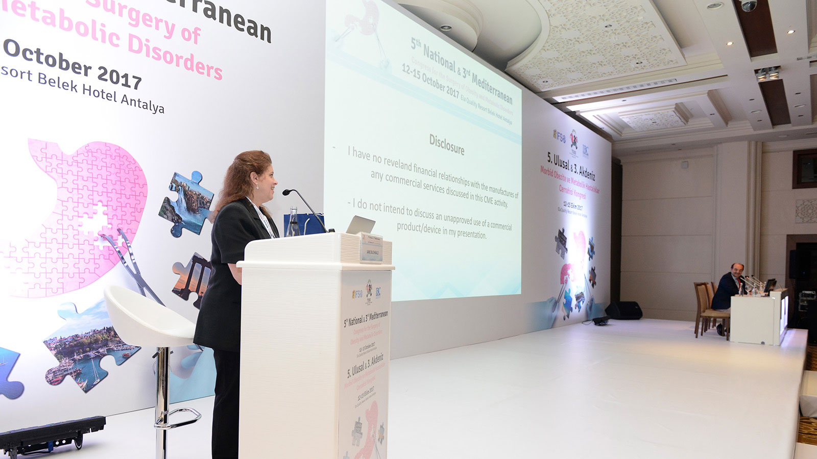 5.Ulusal & 2.Akdeniz Morbid ve Metabolik Hastalıklar Cerrahisi Kongresi