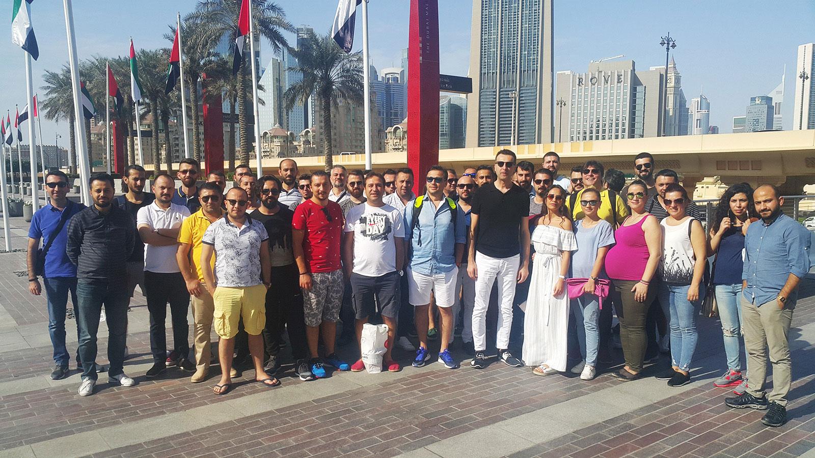 FLO Dubai Bayi Gezisi