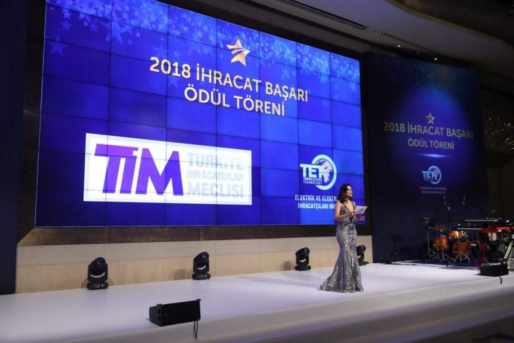 İhracat Başarı Ödül Töreni 2018